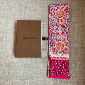 Louis Vuitton Bandeau Twilly / Scarf